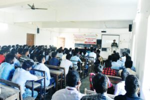 Use of ICT in class by Dr Hajare